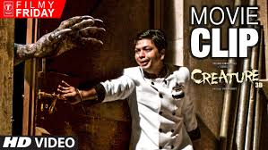 attack of creature creature 3d movie clips filmy friday t