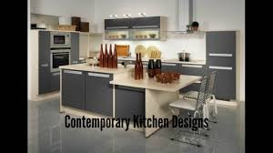 contemporary kitchen designs contemporary kitchen cabinets youtube