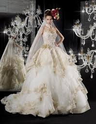 gold wedding dresses and gold wedding dress gown naf dresses