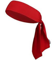 rambo headband martial arts headband black sports headbands