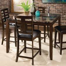 others bar height pub table and chairs table sizes and seating