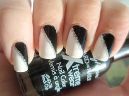 28 best nailed it images nail black and white nail designs how you can do it at home
