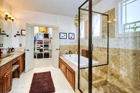 bathroom and closet designs endearing bathroom with walk in closet with bathroom and walk in