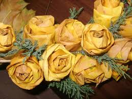 fall arrangements for tables 15 floral table centerpiece ideas recycling colorful fall leaves