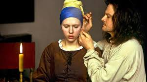 girl pearl earing girl with a pearl earring review johansson is superb