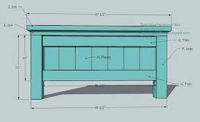 Woodworking Plans For Beds Free by Ana White Twin Farmhouse Bed Diy Projects