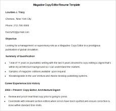 Photo Editor Resume Sample by Copy Editor Resume Best Copywriter And Editor Resume Example