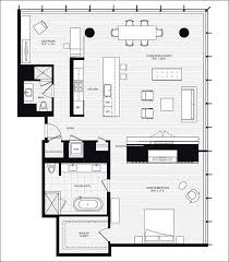 mission san jose floor plan 13 best millennium tower sf floor plans images on pinterest