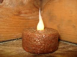 Cheap Tea Light Candles Olde Pear Primitives Grunging Cheap Battery Operated Candles