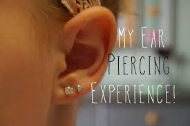 seconds earrings my ear piercing experience