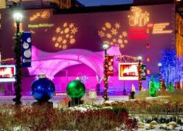 Christmas Lights Columbus Ohio City Of Lights In Columbus Ohio Midwest Living