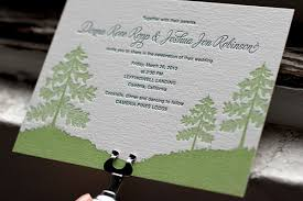 mountain wedding invitations evi s return from wedding invitations to make your