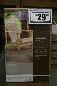 Patio Adirondack Home Depot Wooden Biggest Bang For Your Buck U2013 Adirondack Chairs Suede Sofa