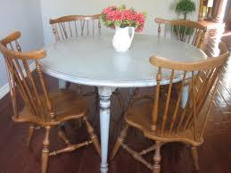 refinish kitchen table cost amazing refinishing kitchen table