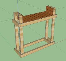 Cord Wood Storage Rack Plans by Free Firewood Rack Plan Easy To Build For Under 30 Holds 3 4