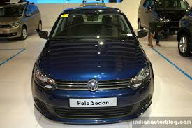 volkswagen philippines vw polo sedan front at the philippines motor show 2014 indian