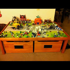 Children S Lego Table 784 Best Playrooms And Fun Kid Spaces Images On Pinterest Diy