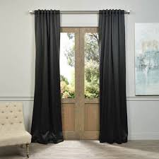 Black Curtains For Bedroom Black Curtains U0026 Drapes Kitchen Curtains Bedroom Curtains