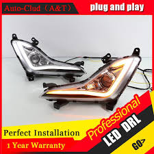 hyundai elantra daytime running lights auto clud car styling for hyundai elantra led drl for elantra led