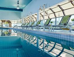 Hotel Fitness Facilities with Pool & Gym
