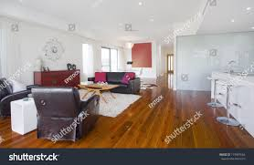 living room in mansion modern living room australian mansion stock photo 119587654
