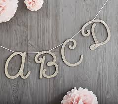 Barn Wood Letters Wooden Letters And Name Plaques Pottery Barn Kids