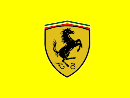 ferrari logo black and white vector best scuderia ferrari logo yellow background desktop library
