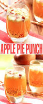 non alcoholic apple pie punch frugal mom eh