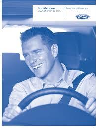 ford mondeo mk4 airbag seat belt