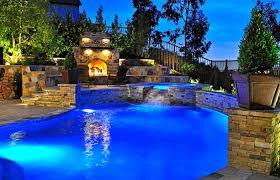 Awesome Inground Pool Designs Amusing Backyard Swimming Pool - Backyard swimming pool design