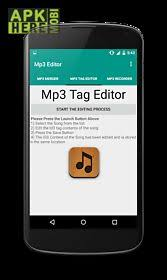 mp3 album editor apk mp3 editor merger cutter for android free at apk here