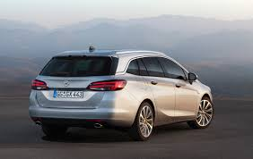 opel astra 2017 all new opel astra sports tourer is lighter and more economical
