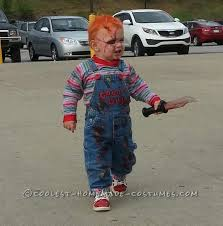 chucky costume toddler toddler costume the beginning when he was two years
