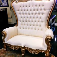 throne chair rental gold king throne chair loveseat earlybird chair rentals