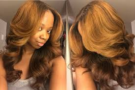 honey brown hair with blonde ombre pt1 fall honey blonde tutorial ombre her hair company youtube