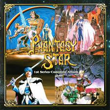 Phantasy Star 2 World Map by Phantasy Star 1st Series Complete Album Soundtrack From Phantasy