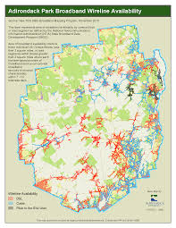 Nyc Traffic Map Adirondack Park Agency Maps And Gis