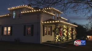 professional christmas lights local business provides coventry veteran with professional