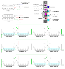 5 way super switch schematic google search guitar rigging