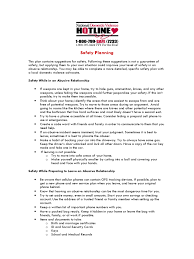 safety plan template 4 free templates in pdf word excel download