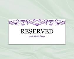 printable reserved table signs reserved signs template for tables gidiye redformapolitica co
