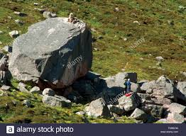 the shelter the shelter stone the loch avon basin from coire domhain