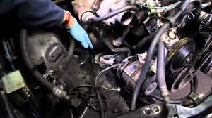mercedes diesel engine noise and vibration failed motor mounts