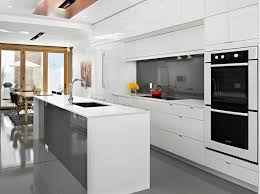 High Gloss White Kitchen Cabinets Buy High Gloss White Kitchen Cabinet And Get Free Shipping On