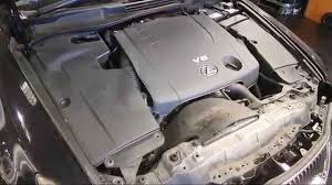 lexus is220d carbon build up wrecking 2009 lexus is250 is250c 2 5 c16455 youtube