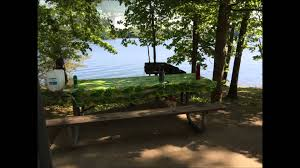 camping at river forks campground in 2014 youtube