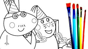 mummy cat coloring pages peppa pig coloring book with daddy pig