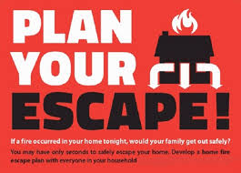 home escape plan home escape plan municipality of port hope fire and emergency services