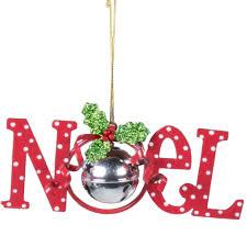 6 jingle bell ornament noel 3715536n craftoutlet