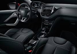 peugeot 3008 interior 2017 2017 peugeot 2008 gets updated look on sale in australia q4